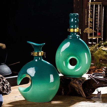 景瓷收藏酒价格|郑州地区哪里有卖优良景瓷收藏酒