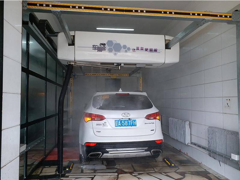 自助洗车机价格-辽宁有品质的自助洗车机供应