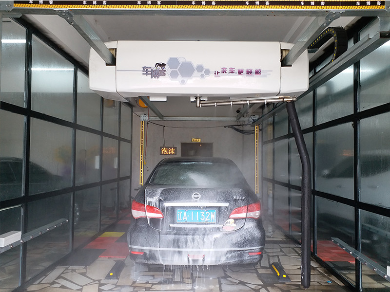 沈陽自助洗車機品牌-新款自助洗車機在哪可以買到