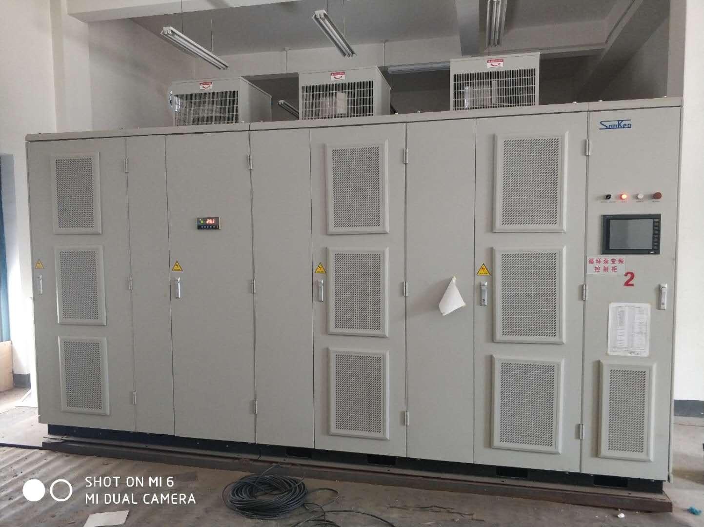 山东利德华福高压变频器运维中心