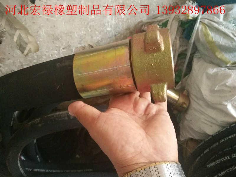 河北供应由壬(油壬)高压胶管总成可根据客户需求定做