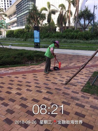 惠州小区保洁-惠州哪家清洁服务公司信誉好