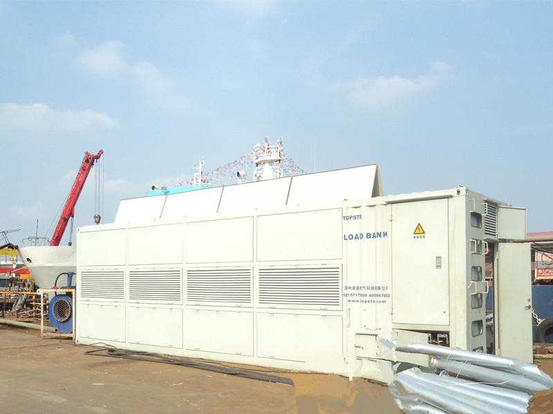 苏州品牌好的平台电站发电机组智能测试负载箱批售——发电机组测试负载箱供应
