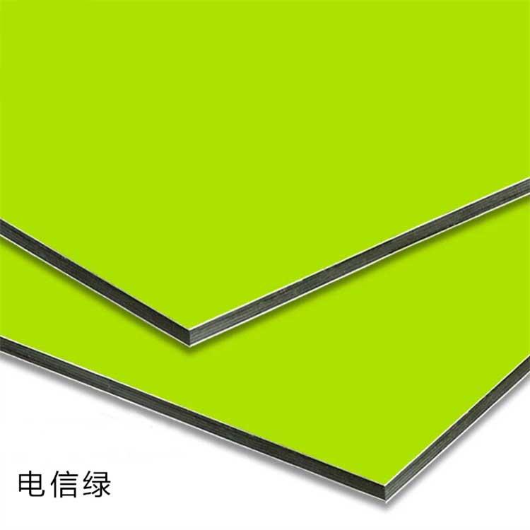 白银优良的单色铝塑板装修_铝塑板