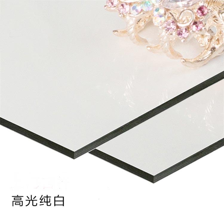 怎么挑选合格de高光铝塑板-铝塑板颜色