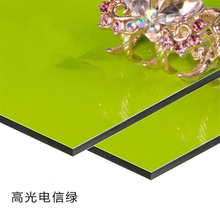 白银实用的高光铝塑板 新疆铝塑板价格