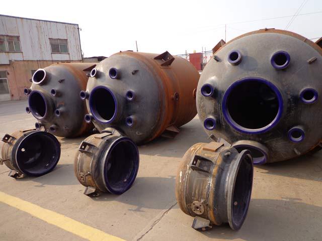 质量良好的搪玻璃反应釜,就来淄博中升机械——加工搪玻璃反应釜