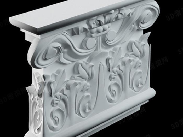 银川GRC构件生产-银川汇甲玻璃钢宁夏GRC构件设计新颖