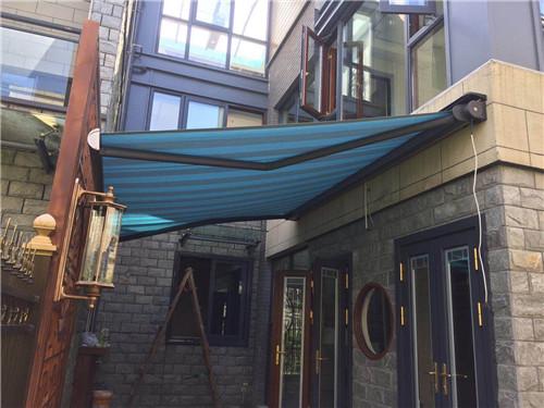 南宁固定式遮阳篷,伸缩篷安装公司