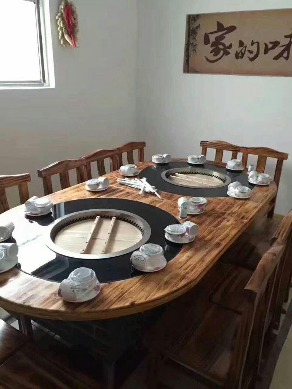 青岛地锅鸡桌