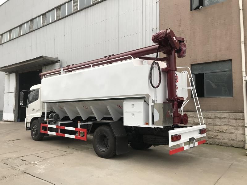 经验丰富的散装饲料运输车服务项目哪里有 运输车