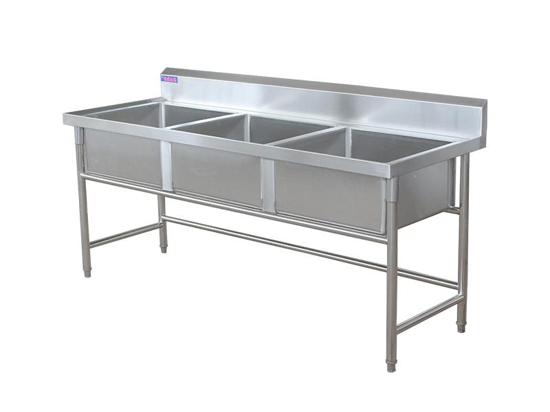 高性价不锈钢水池,宇鑫盛厨业倾力推荐_湖南不锈钢洗手池生产厂家