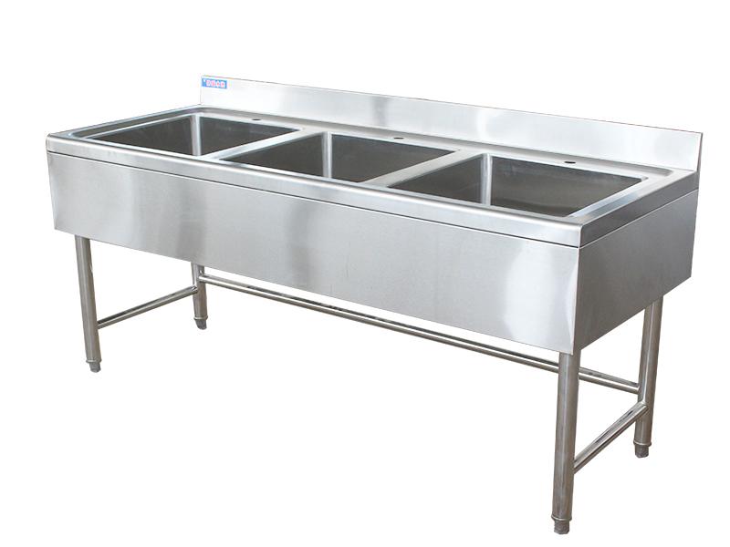 销量好的不锈钢水池价格怎么样,湖北不锈钢水池柜订做
