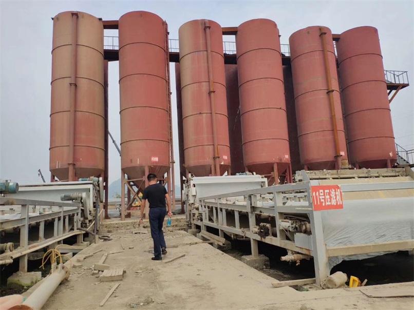 当地的回收二手带式过滤机|济宁令人满意的回收二手压榨污泥压滤机公司