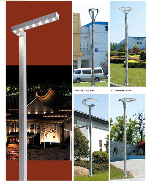 白银庭院灯批发 庭院灯如何保持较长使用寿命