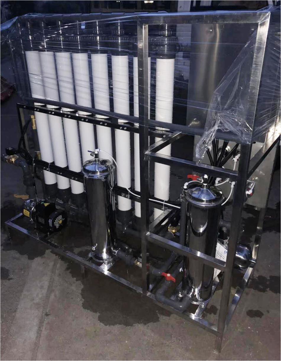工廠山泉水制取凈化過濾設備 超濾水處理系統 歡迎咨詢