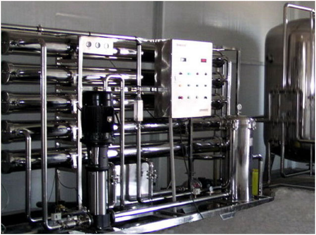 食品加工厂用去离子纯净水处理设备 全不锈钢定制 欢迎咨询