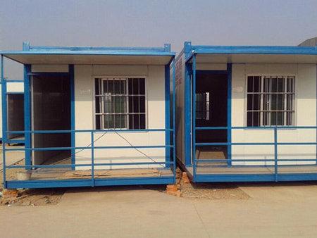 子洲集装箱厂家-东徽钢结构专业订做延安住人集装箱