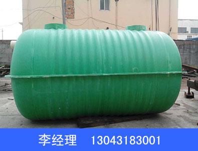 45立方玻璃钢缠绕化粪池厂家直销|出售河北45立方玻璃钢缠绕化粪池