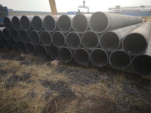 打桩厚壁直缝钢管专业加工