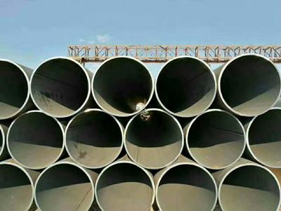 關于雙面埋弧焊直縫鋼管的使用