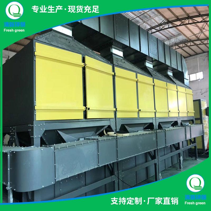 催化燃烧废气处理设备_环保设备 废气处理_工业有机废气