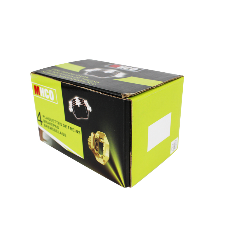 彩印纸盒-品牌好的刹车片包装盒生产厂家推荐