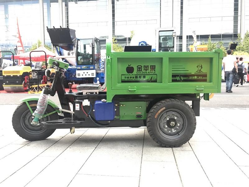 電動運輸車批發-品牌好的金蘋果電動三輪車價位