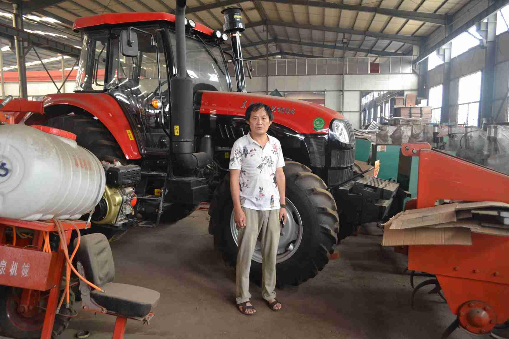 新款花生联合收获机推荐|农机设备
