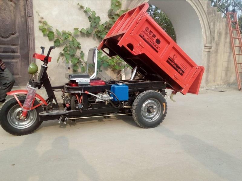 河南品质好的液压自卸车|广东小型电动货车批发