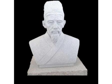 人头像石雕厂家-哪里有供应特色的人头像石雕
