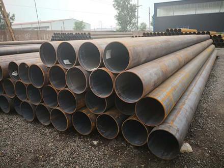 河北大口径直缝钢管生产商报价