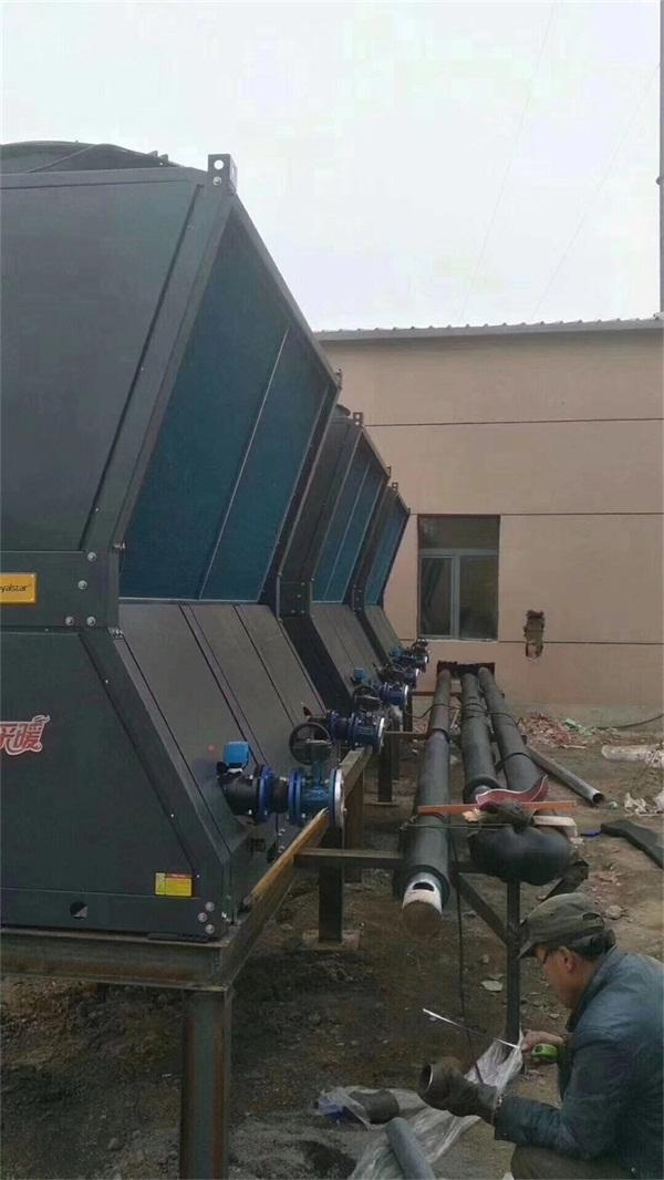 龙玺水业——专业的空气能热泵提供商——白银哪里有煤改电供暖