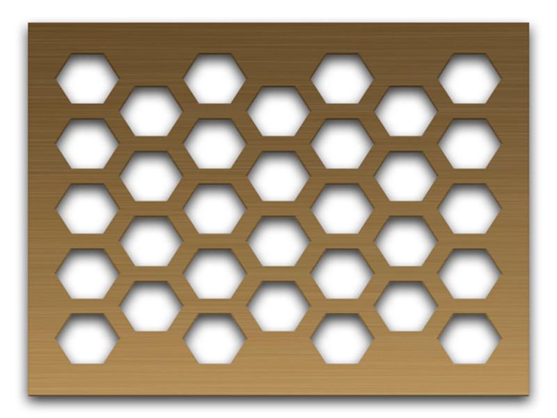 铜板外墙穿孔金属板--安平县万诺丝网