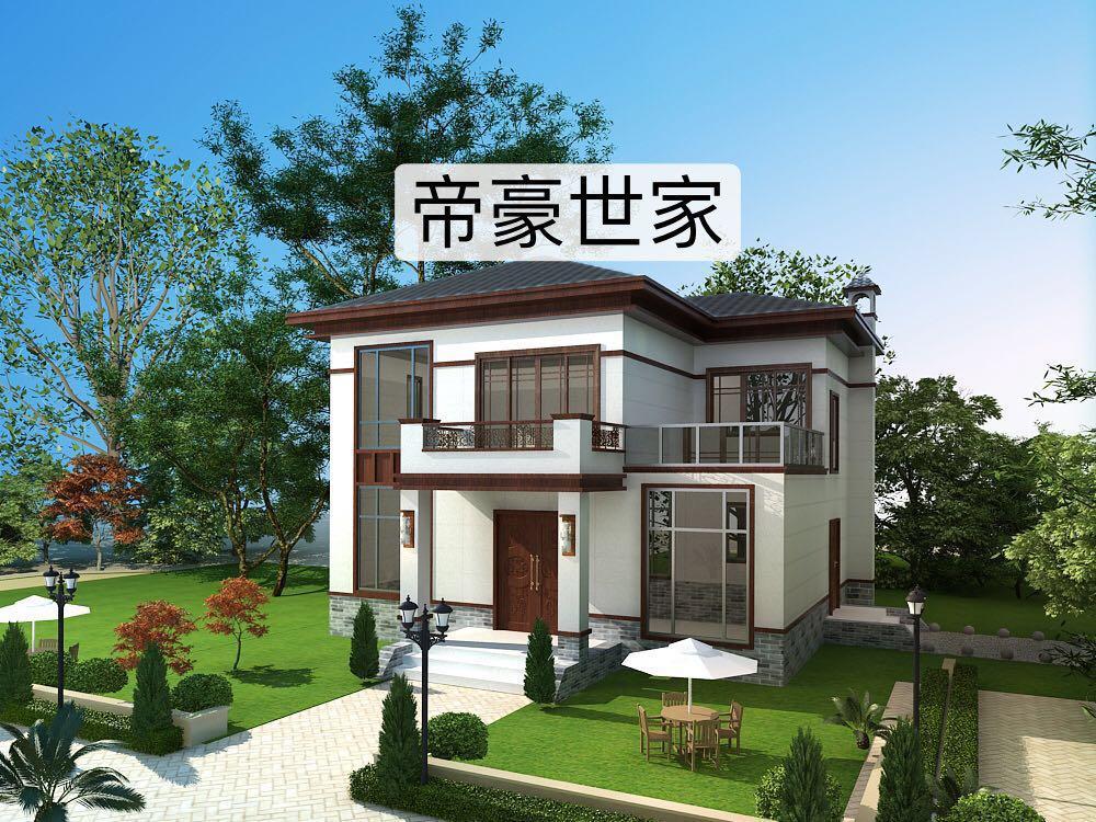 帝豪世家轻钢别墅推动住宅产业发展,促进建筑更新换代!