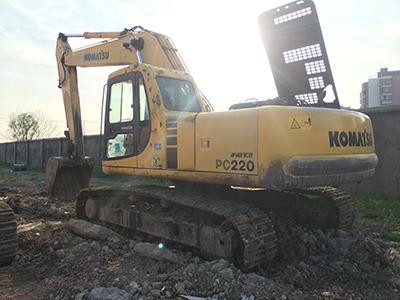 二手小松220-6挖掘机 报价 价格 出售 转让 买卖