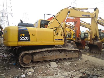 二手小松220-8挖掘机 报价 价格 出售 转让 买卖