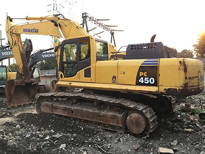 二手小松450-8挖掘机 报价 价格 出售 转让 买卖