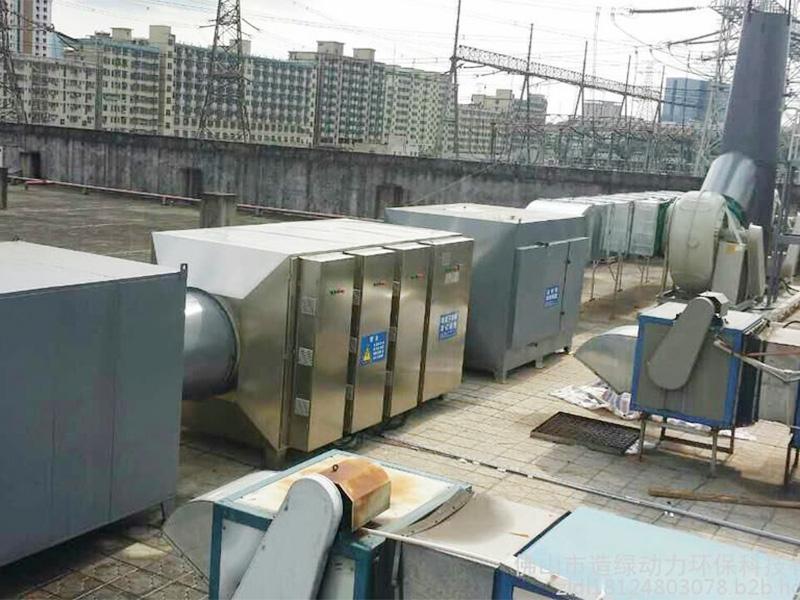 大量供应有品质的光氧催化废气处理设备 等离子光氧除臭