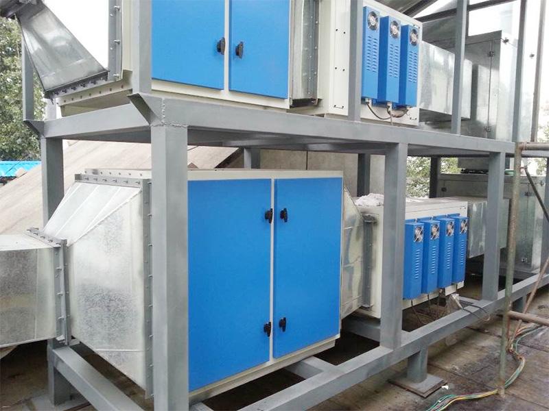 滨州哪里有卖价格适中的光氧催化废气处理设备-河北车间废气处理成套系统厂家直销