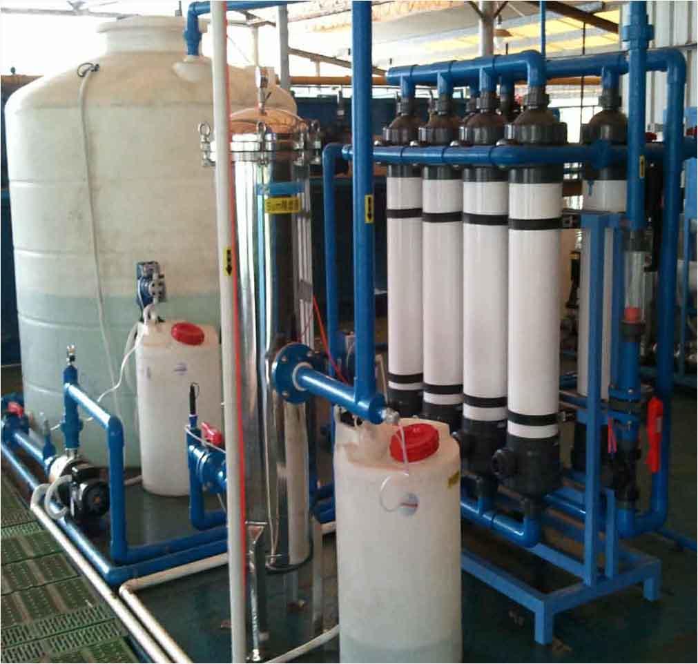 废水回用设备 工业中水回用水处理设备 免费提供方案