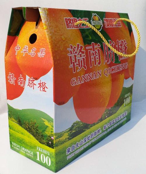 水果礼盒定做-山东水果礼盒包装订做