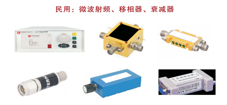 射频微波同轴连续可调移相器厂家|怎样才能买到好用的PIN管微波开关驱动器