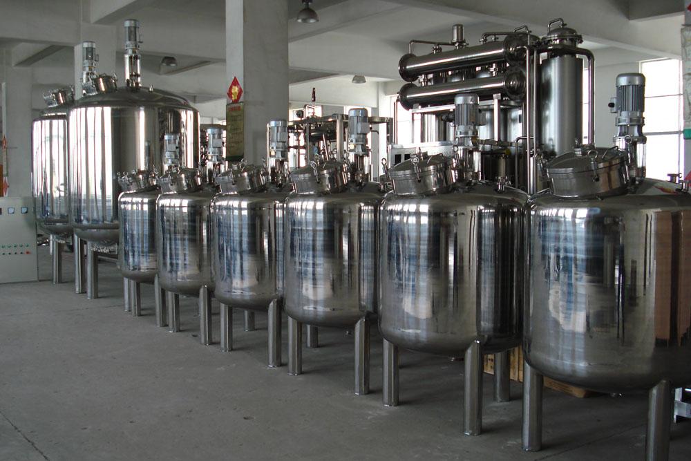 反应釜-莱州泰松化工不饱和聚酯树脂怎么样