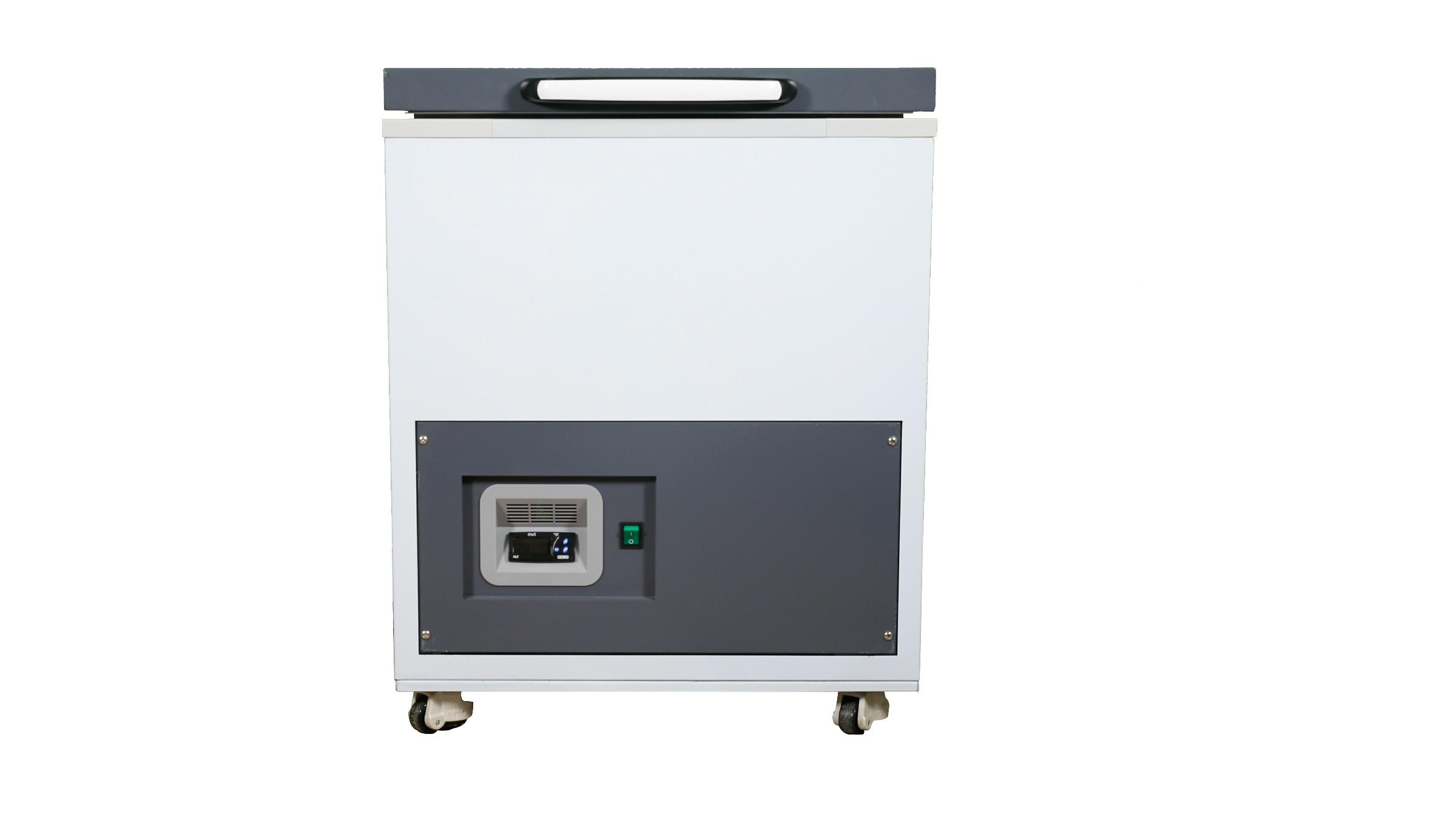 拆爆盖板专业的-180度冷冻机厂家推荐,供应冰箱