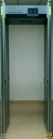 口碑好的通过式金属探测安检门推荐-优质的通过式金属探测安检门