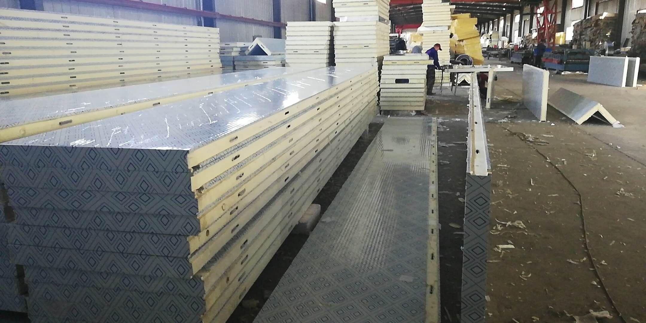 優惠的定邊聚氨酯冷庫板中衛昌盛制冷設備供應-寧夏聚氨酯冷庫板
