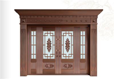 广西铜门定制,铜门制造厂家