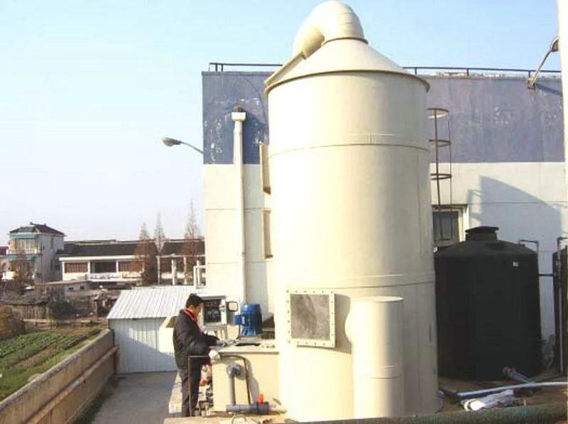 东莞酸碱PP洗涤塔 具有口碑的洗涤塔在哪买
