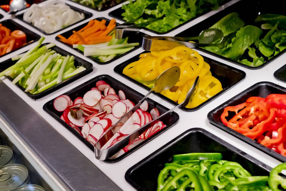 有品质的食堂承包上哪找-广东食材配送哪家好